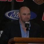 UFC 168 Dana White