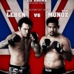 Revoir UFC 138 leben vs munoz
