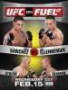 UFC on Fuel TV Sanchez vs Ellenberger