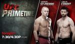 UFC 154 GSP vs Condit Primetime Video