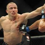 UFC GSP UFC 167