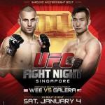 Tarec Saffiedine UFC